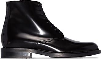 Saint Laurent Ankle boot Army - Preto
