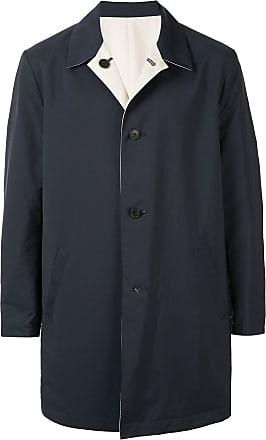 Kent & Curwen reversible coat - Blue