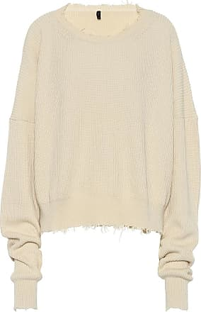 Unravel Ribbed cotton and cashmere sweater