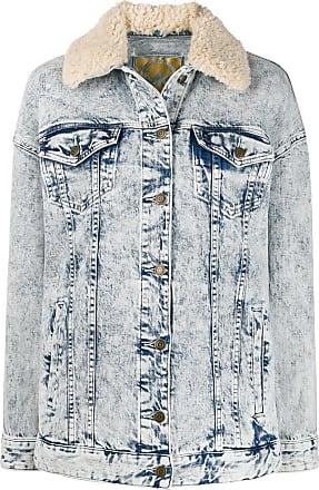 Michael Michael Kors Jaqueta jeans azul