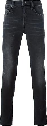 R13 Skate skinny jeans - Black