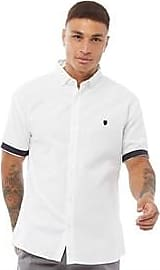 883 Police short sleeve shirt. This is the perfect piece with its contrast sleeve trim