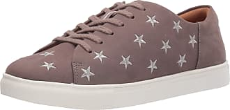 Joules Womens Solena Trainers in Burgundy