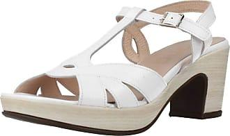 Wonders Women Sandals and Slippers Women F5871P White 3.5 UK