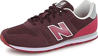 Neue Mode New Balance Sneaker Herren ML574 darkred