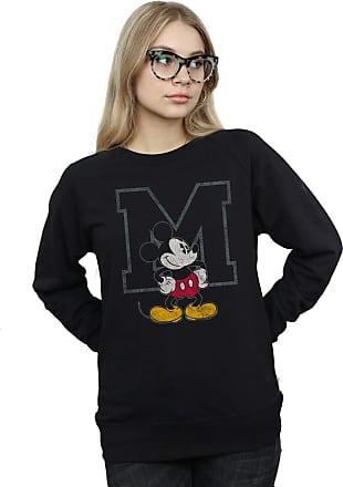 Disney Womens Mickey Mouse Classic M Sweatshirt XX-Large Black