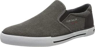 Tom Tailor Mens 8080807 Loafer, Black 00001, 8 UK