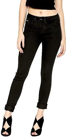 7d2ee41fa Calvin Klein Jeans Calça Sarja Calvin Klein Jeans Jegging Lisa Preta