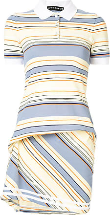 Y / Project short tennis dress - Yellow