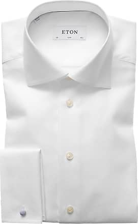 Eton Businesshemd, Slim Fit von Eton in Weiss für Herren