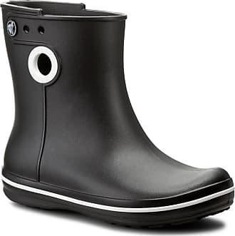 Crocs Botas de agua CROCS - Jaunt Shorty Boot W 15769 Black 711941f6bbc