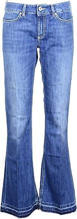 Dondup Fashion Woman DONJNSDNAC2ST043909003 Blue Cotton Jeans | Season Outlet