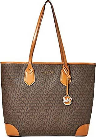 74a9a7ffc Michael Kors Tote, Bolso Totes para Mujer, Marrón (Brown), 15x10x5 cm