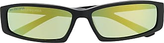 Balenciaga Gafas de sol rectangulares pequeñas