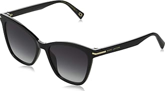 Marc Jacobs MARC223/S 807 Black MARC223/S Cats Eyes Sunglasses Lens Category 3 Size 54mm