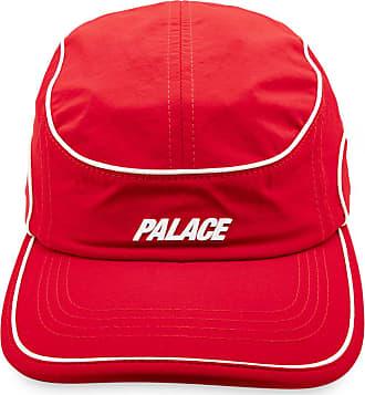 Palace Boné Sidepipe - Vermelho