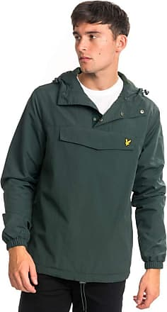 Lyle & Scott Lyle and Scott Mens Overhead Jacket - XL - Check Out Our New Added Products! Jade Green