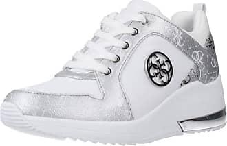 Guess Women Women Sports Shoes FAL12 Sneaker JARYDS4 White 7.5 UK