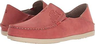 Olukai Nohea Nubuck (Raw Clay) Womens Slip on Shoes