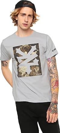 Zoo York Camiseta Zoo York Cracker In Box Cinza
