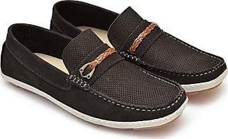 Di Lopes Shoes Mocassim Masculino em Couro (39, Marinho)