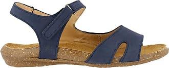 El Naturalista Wakataua Womens Strappy Sandals Blue Size: 8 UK