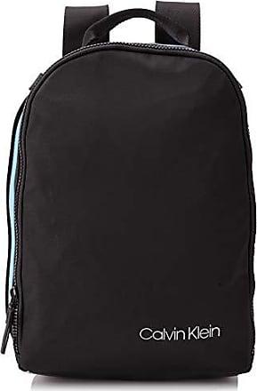 d1871be35c Calvin Klein Clash Round Backpack - Zaini Uomo, Nero (Black), 15x30x42 cm