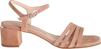 Unisa sandalo tacco basso, 41 / rosa