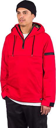 Dickies Belspring Anorak fiery red