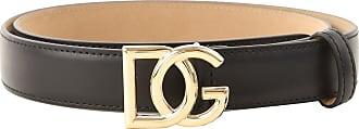 Dolce & Gabbana Belt for Women On Sale, Black, Leather, 2019, 36 inches - 90 cm 32 inches - 80 cm 30 inches - 75 cm 34 inches - 85 cm 38 inches - 95 cm 40 inches - 10