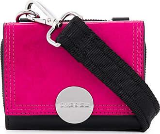 Diesel colour block wallet - Rosa