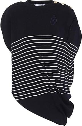 J.W.Anderson Asymmetrisches T-Shirt aus Wolle