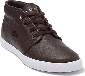 save off 2373f c79da Lacoste® Leather Sneakers − Sale: up to −51% | Stylight