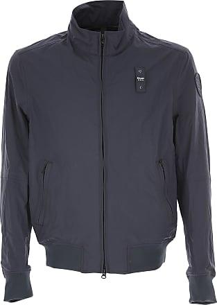 0fa4b0d337 Blauer Giacca Uomo On Sale, Blu Oceano, polyamide, 2017, L M XL