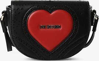Love Moschino Damen Umhängetasche schwarz