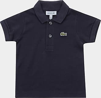 81532fdd1 Lacoste Camisa Polo Infantil Lacoste Masculina - Masculino