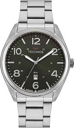 Technos Relógio Technos Masculino Militar 2115MTA/1V