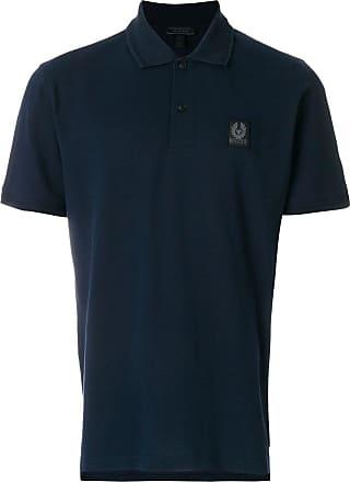Belstaff Camisa polo Stannett - Azul