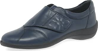 Padders Rose Womens Casual Shoes 4 Navy
