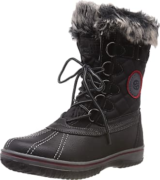 Dockers by Gerli Womens 43ta301 Snow Boots, Black (Schwarz 100), 6 UK