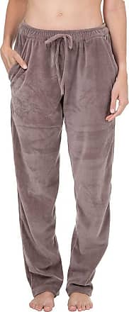 Marcyn Calça Plush Homewear Marrom | 589.0719 MARROM - G
