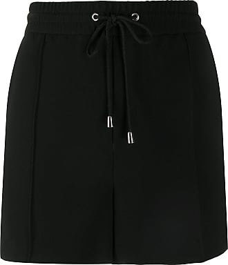 Filippa K Short Kelly com ajuste no cós - Preto