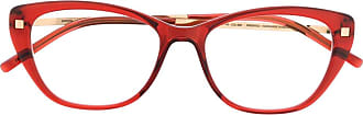 Mykita MYKITA YGRITTE 828 C75 RUB/CGD Leather/Fur/Exotic Skins->Leather - Vermelho