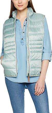 camel active Womenswear Damen 2R48 Weste, Rot (Bordeaux 56), (Herstellergröße: 44)