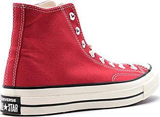 Converse Chuck Taylor All Star 144754C, Unisex - Erwachsene Sneakers, Rot  (Crimson) 1256b876a2