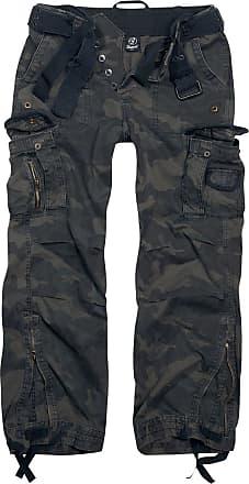 df2f26556988 Brandit Royal Vintage Trousers - Pantalon - Pantalon Cargo - pour messieurs  - camouflage sombre