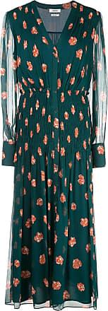 Jason Wu rose print dress - Green