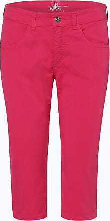 MAC Damen Hose - Capri rosa
