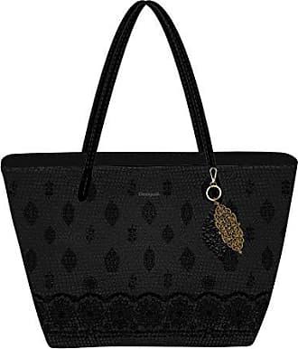 Desigual Bag Paola Capri Zipper Women - Borse a spalla Donna 3e8938bc582