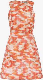 Three Graces London Trini Dress in Ikat